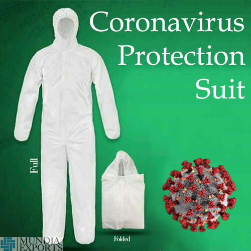 corona protection suit
